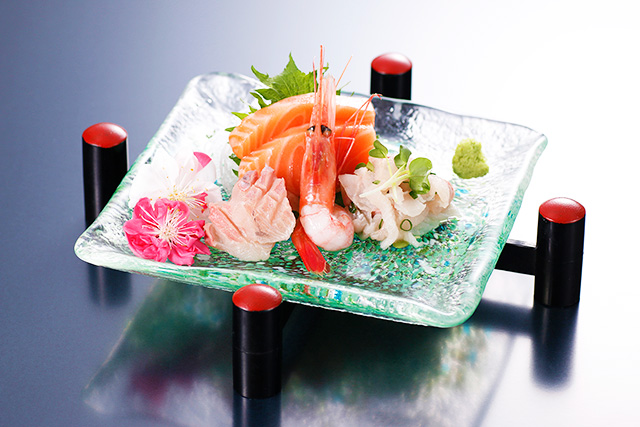 魚介と川魚